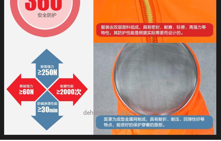 美康MKF-09-04防蜂服面料物理性能