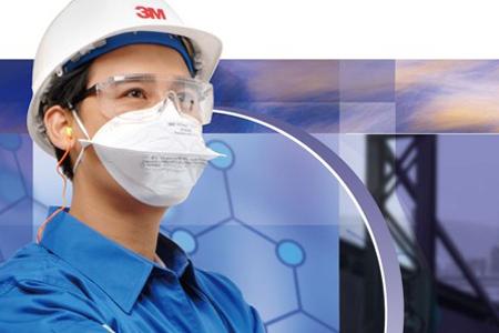 防尘口罩使用环境,口罩选择及口罩的佩戴方法