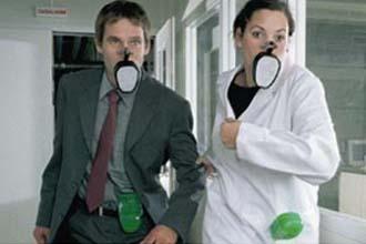 MSA梅思安miniSCAPE消防防毒面具图片