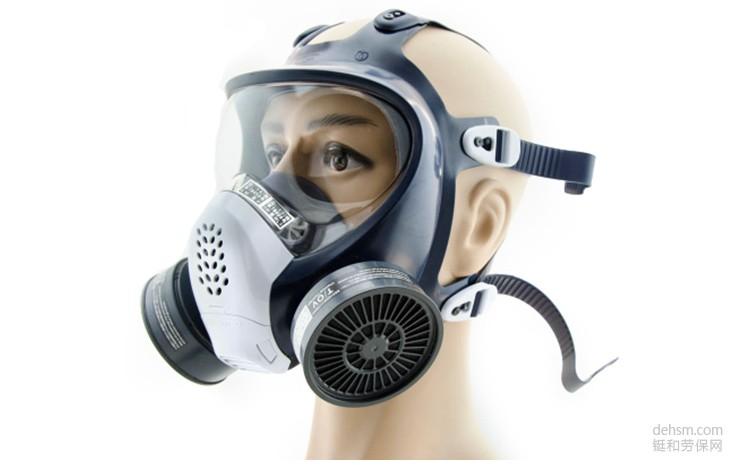 防毒面具为什么能吸毒气