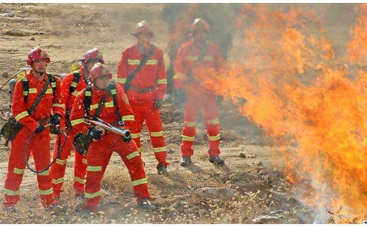 消防员如何做好个人防护