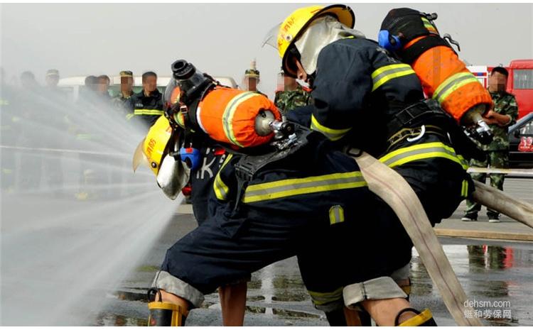 消防空气呼吸器的操作步骤及注意事项