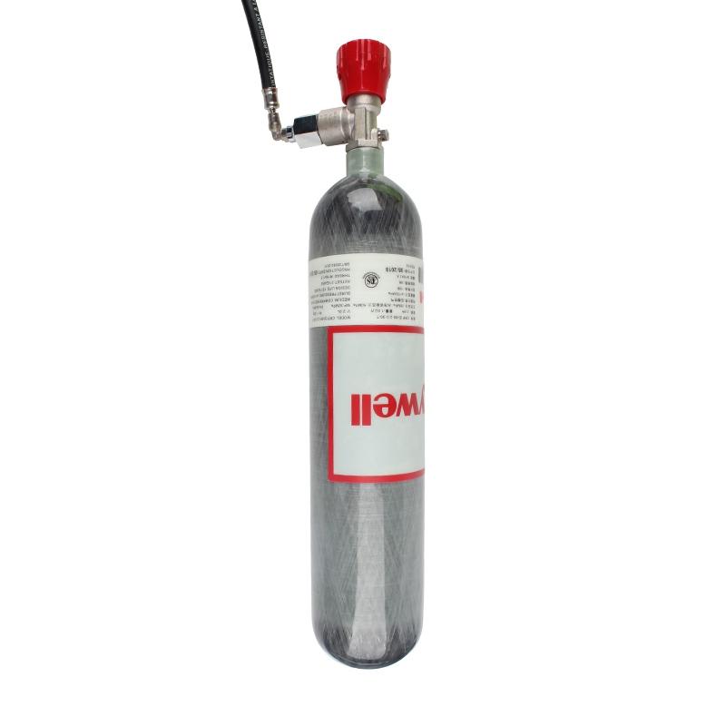霍尼韦尔BC1182021逃生呼吸器(碳瓶)图1