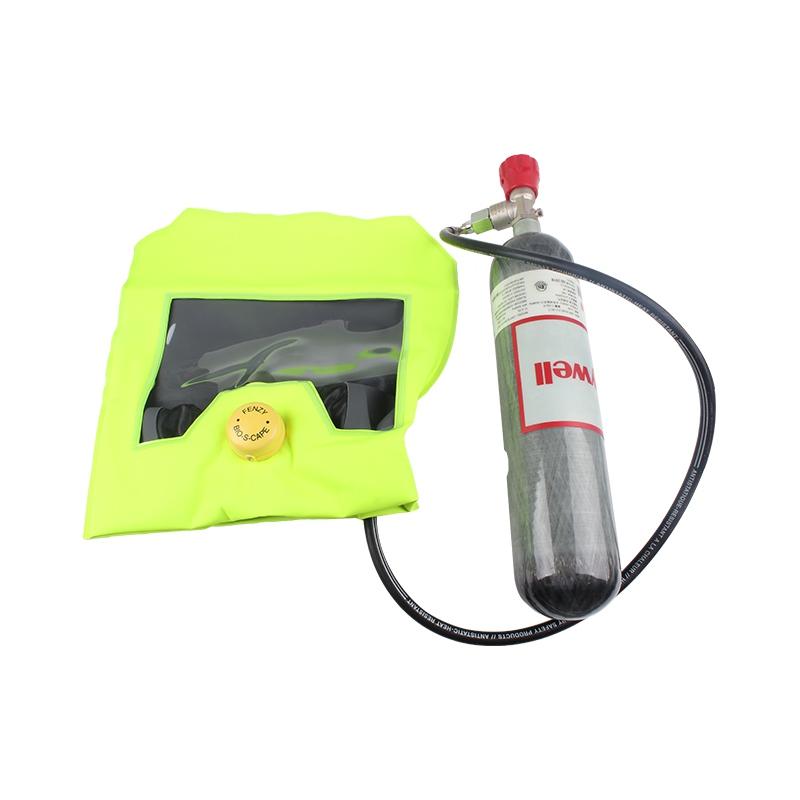霍尼韦尔BC1182021逃生呼吸器(碳瓶)图5