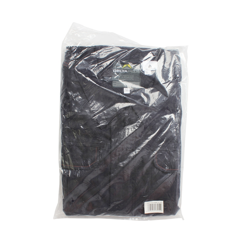 代尔塔405168全棉防静电服套装图5