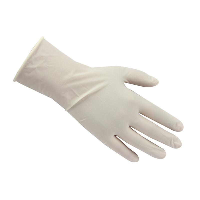 安思尔8443一次性天然乳胶手套图1