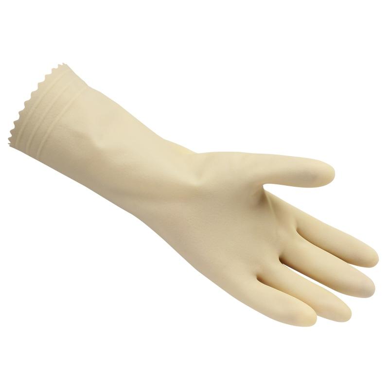 安思尔3215-9天然橡胶手套图1