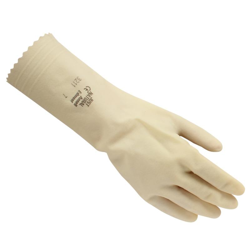 安思尔3215-9天然橡胶手套图2