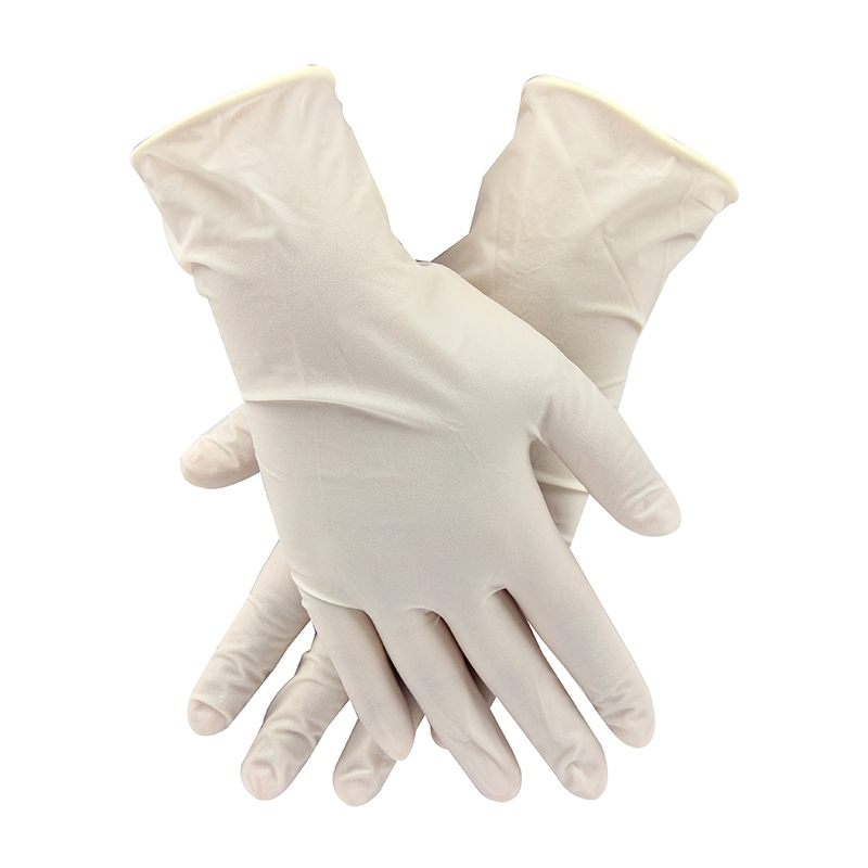 安思尔8445一次性天然乳胶手套图3