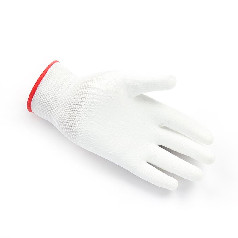 安思尔48125白色劳保手套图1