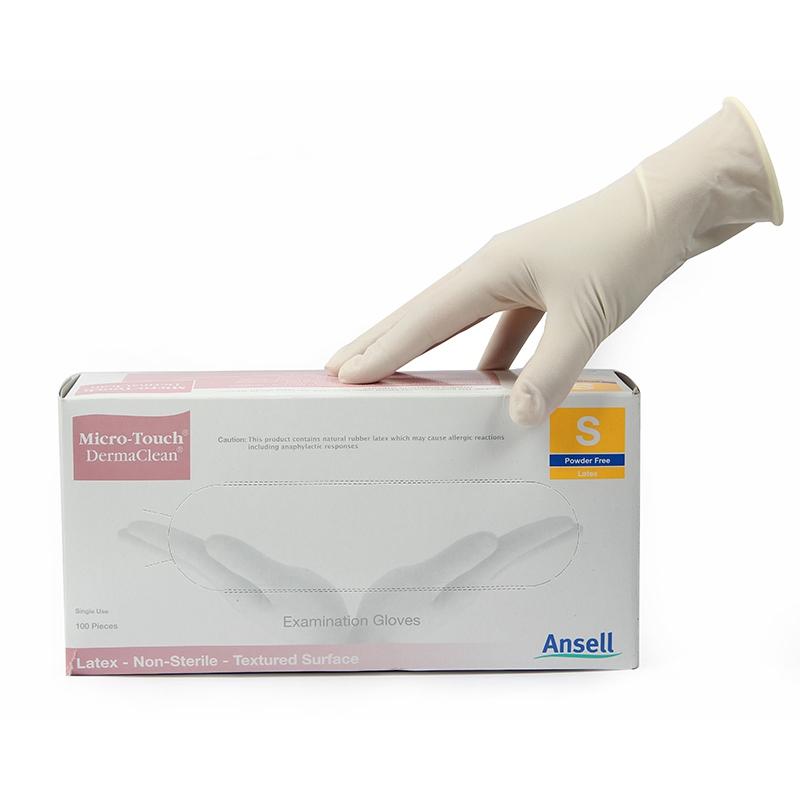 安思尔4570一次性乳胶手套图5