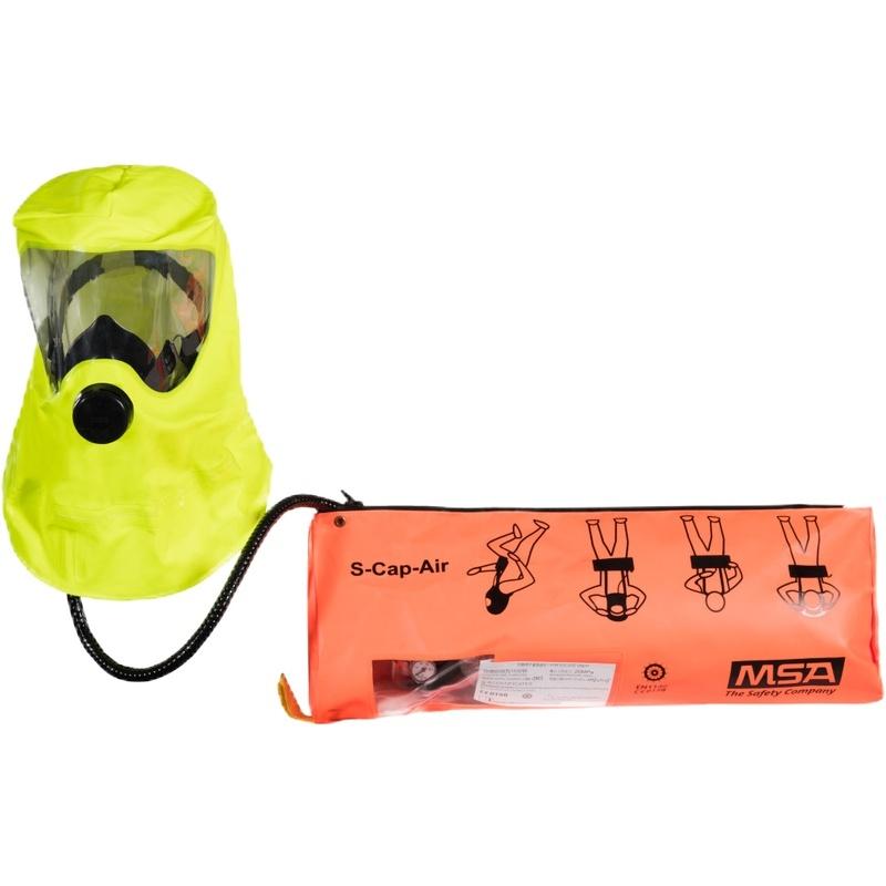 梅思安10158152供气式逃生呼吸器图3