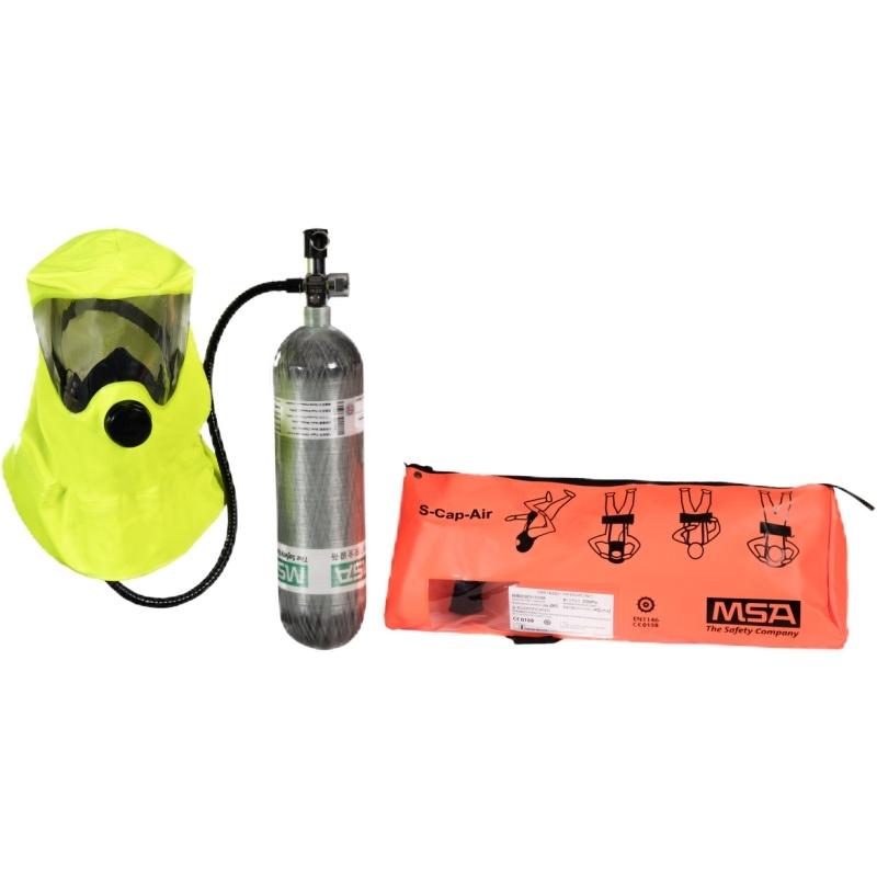 梅思安10158152供气式逃生呼吸器图4