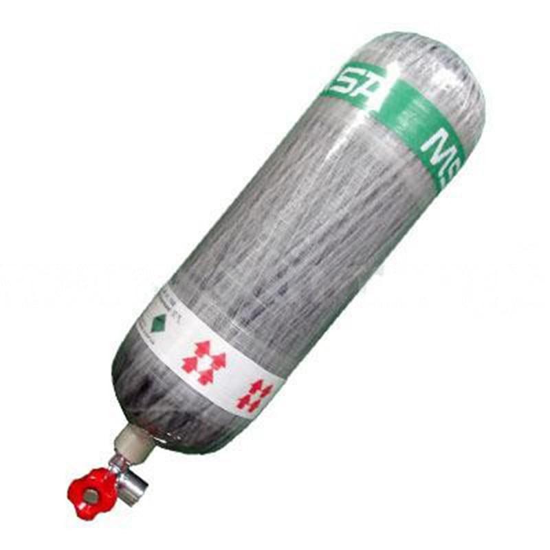 梅思安10124999空气呼吸器BTIC碳纤气瓶图1