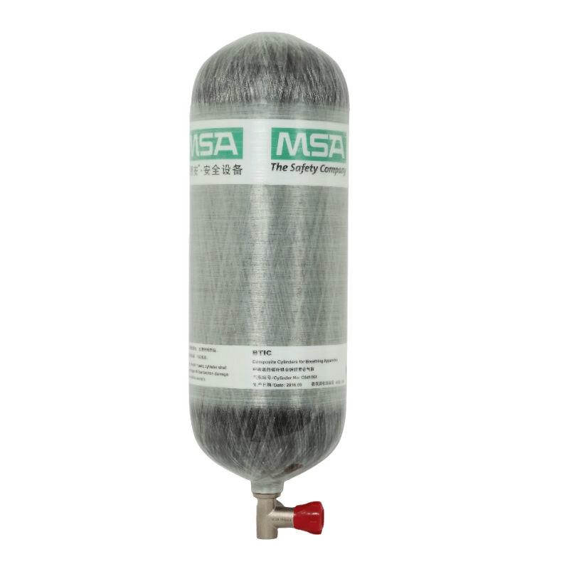 梅思安10124999空气呼吸器BTIC碳纤气瓶图2