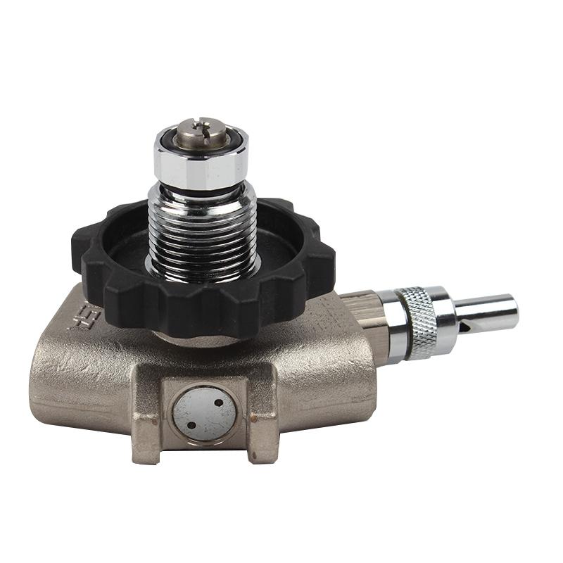梅思安3569000-SP空气呼吸器减压阀图3