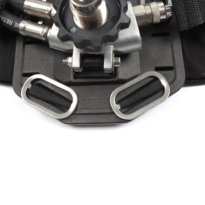 梅思安AX2100空气呼吸器背架图1