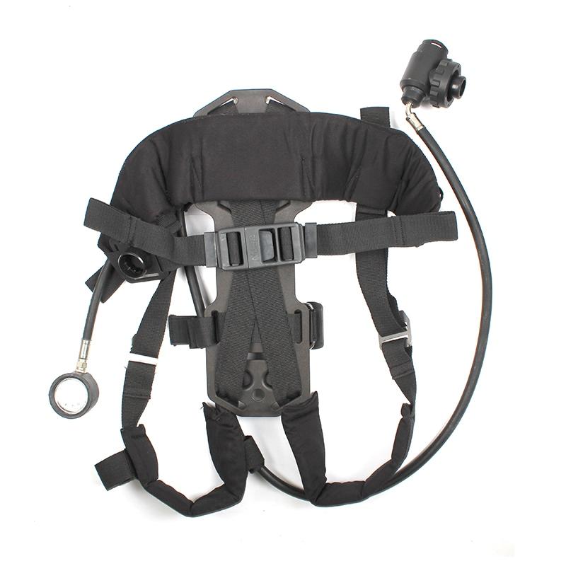 梅思安AX2100空气呼吸器背架图2