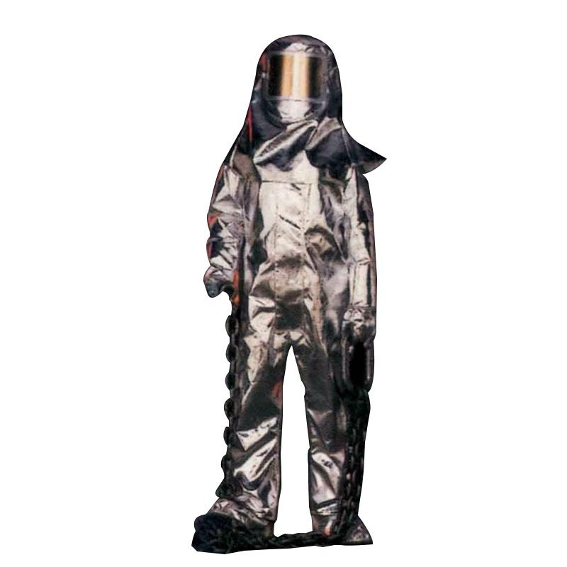 梅思安9910126-1分体式隔热防护服图1