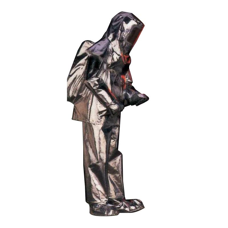 梅思安9910126-1分体式隔热防护服图2