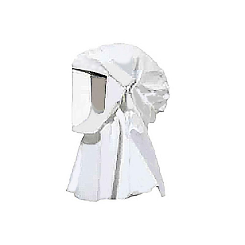 梅思安10051806带披肩式头罩图1