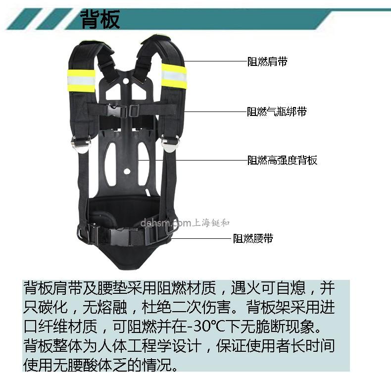 定和RHZKF正压式空气呼吸器
