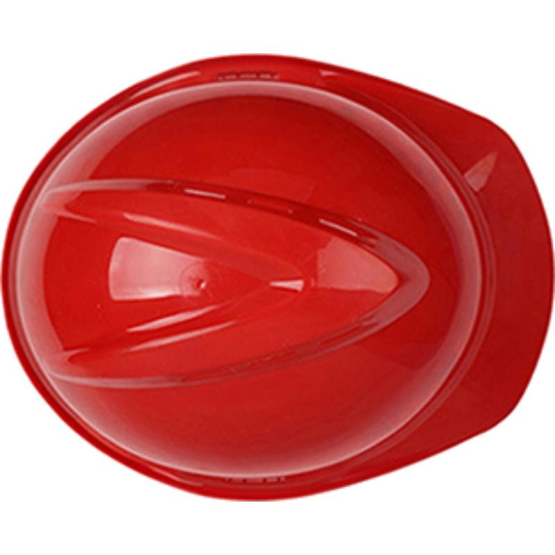 梅思安10146614红色豪华PE安全帽图5