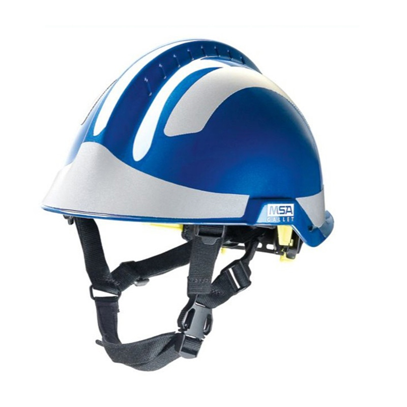 梅思安10164319白色F2 XTREM救援消防头盔图2