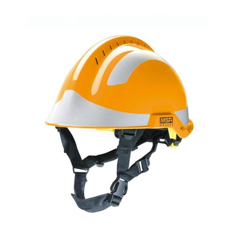 梅思安10164319白色F2 XTREM救援消防头盔图4