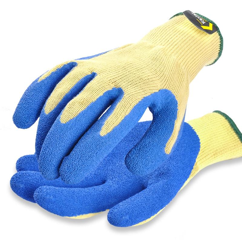 杜邦kk1062浸塑防割手套图1