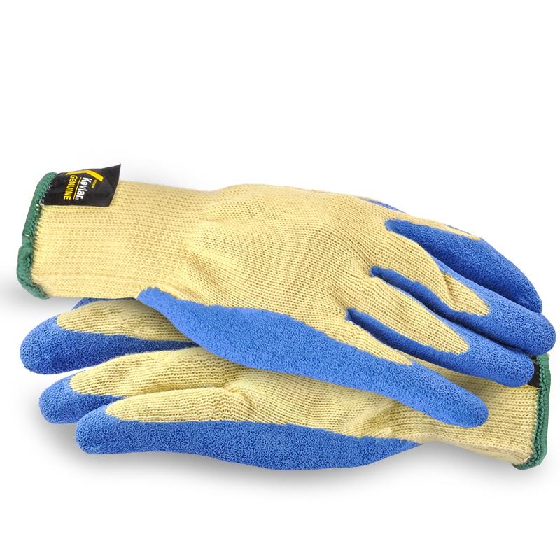 杜邦kk1062浸塑防割手套图4