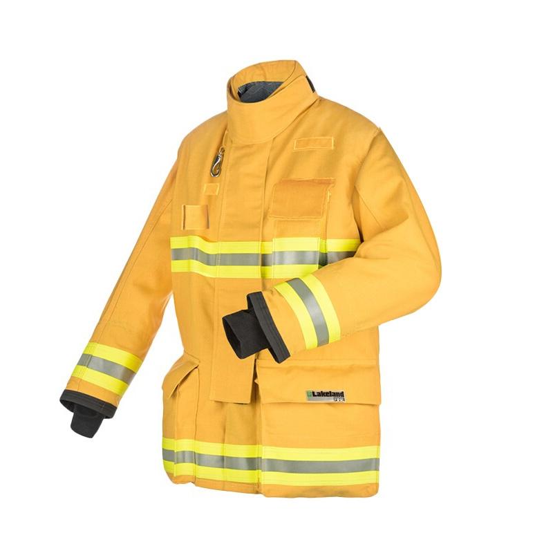 雷克兰OSX-A-C美标消防服上衣图1