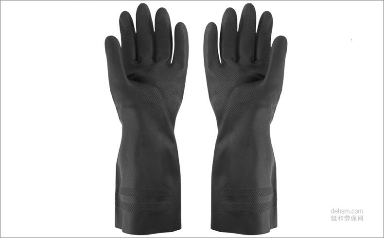安思尔29-500氯丁橡胶手套图片-掌心