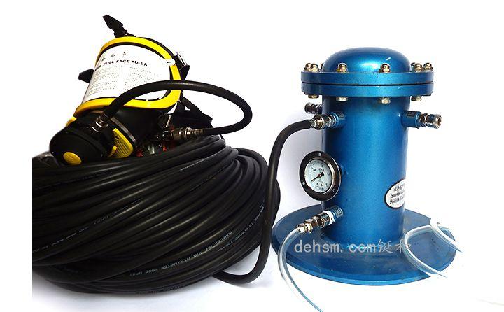DH20166泵式长管呼吸器图片展示