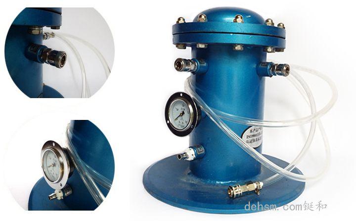 DH20166泵式长管呼吸器气管绕柱图片