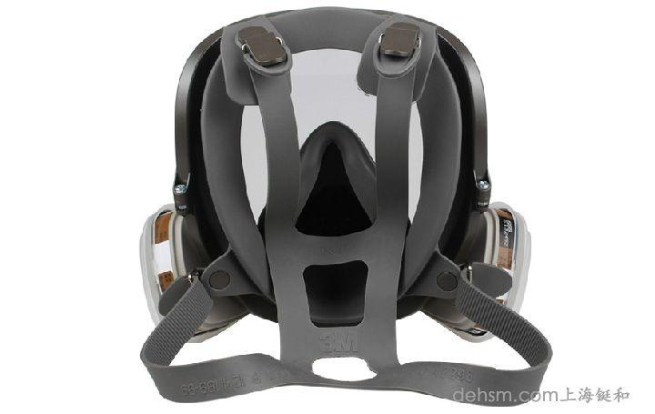 3m6800防毒面具反面图片